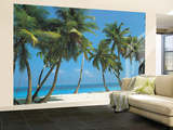 Bahama Breeze Huge Wall Mural Poster Print Wall Mural