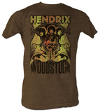 Jimi Hendrix - J Post Camisetas