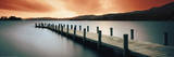 Wooden Landing Jetty Prints