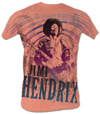 Jimi Hendrix - Jim Guitar T-shirts