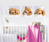 Welcome Angel Wall Decal by Doris Bärnreuther