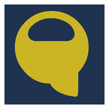 Letter Q Yellow Posters by  NaxArt