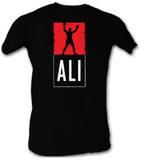 Muhammad Ali - Ali T-shirts