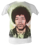 Jimi Hendrix - Jimi Face T-Shirt
