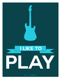 I Like to Play 8 Art by  NaxArt