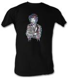 Jimi Hendrix - Meltin' Vêtement