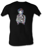 Jimi Hendrix - Meltin' Tshirts
