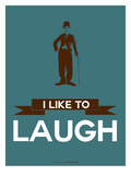 I Like to Laugh 3 Prints by  NaxArt
