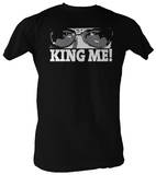 Elvis Presley - King Me T-shirts