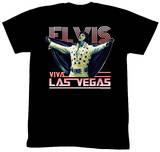 Elvis Presley - Viva Las Vegas T-shirts
