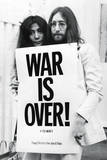 John Lennon - (War is Over) Poster