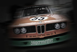 BMW jagermeister Print by  NaxArt