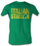 Rocky - Italian Green T-Shirt