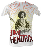 Jimi Hendrix - Jim Guitar2 T-Shirt