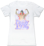 Juniors: Rocky - Philly 1976 Camisetas