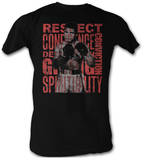Muhammad Ali - Rcdcgs Black T-Shirts