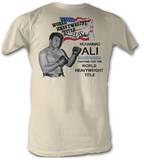 Muhammad Ali - USA Ali T-shirts