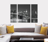 New York Skyline Wall Decal by . Anonymous