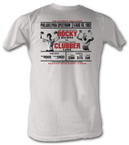 Rocky - Rocky Vs Clubber T-shirts