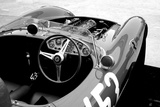 Ferrari Cockpit Foto von  NaxArt