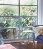 Butterflies (Window Decal) Window Decal by  Liv & Flo