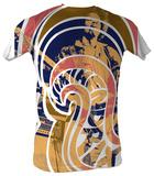 Jimi Hendrix - J Swirl T-Shirt