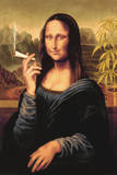 Mona Lisa - joint Print