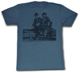 Blues Brothers - Blues Vintage T-Shirt