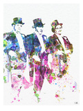 Three Stooges Prints by  NaxArt