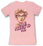 Women's: Marilyn Monroe - Nerdy T-Shirt