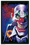Black Light - Stogie Clown Fantasy Blacklight Poster Pôsters