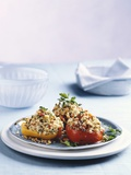 Stuffed Peppers with Rice Filling Photographic Print by Sam Stowell
