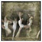 Dancing Motion V Posters par Jean-François Dupuis