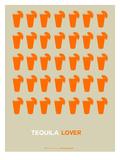 Orange Tequila Shots Poster par  NaxArt