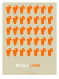 Orange Tequila Shots Print by  NaxArt