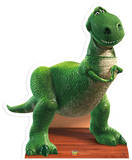 Rex the Dinosaur Pappfigurer