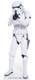 Stormtrooper Silhouette en carton