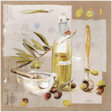 Mortier Huile d'Olive Art by  Lizie