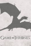 Game of Thrones Season 3 Shadow TV Poster Plakat