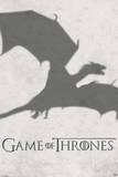 Game of Thrones Season 3 Shadow TV Poster Print
