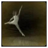 Dancing Motion I Print by Jean-François Dupuis
