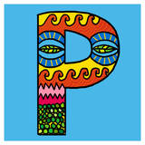 Letter P Prints by Emi Takahashi
