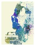 BMW Girl Kunst af NaxArt