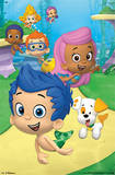 Bubble Guppies - Group TV Poster Posters
