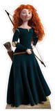 Merida - Brave cut-out Pappfigurer