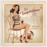 La Tropézienne Posters by Bruno Pozzo