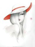 Solange Poster by  Misstigri