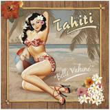 Tahiti Prints by Bruno Pozzo