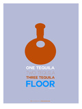 Orange Tequila Prints by  NaxArt