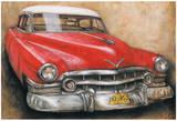 Cadillac Prints by  Cobe